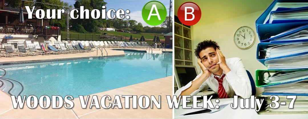 Vacation Week